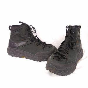 Hoka One One /// Men's Black Tor Ultra Hi 2 Shoes